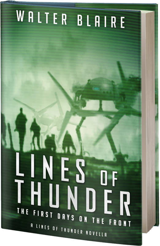 Special offer for Lines of Thunder: First Days on the Front