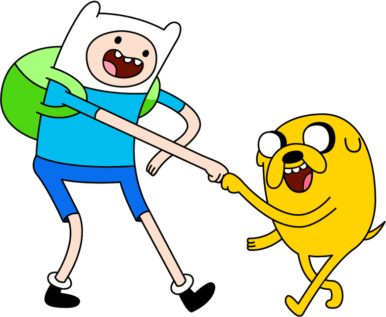 Picture of Adventure Time characters